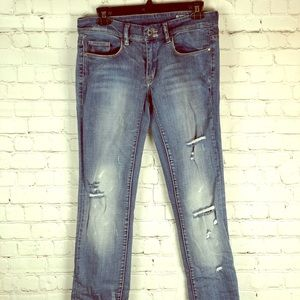 Blank NYC Jeans - 🔥Blank NYC distressed straight leg jeans /EUC🔥